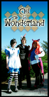 .::Ciel In Wonderland::. by LiquidNytrogen