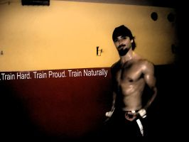 Train Hard. Train Proud. by Thue