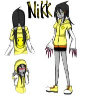 Nikk is the BOSS by artisticApparition