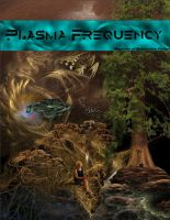 Cover for Plasma Frequency Magazine by taisteng