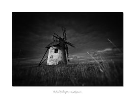 B and W - Part V by Stridsberg