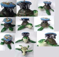 Discworld Great A'tuin by i-luv-tea
