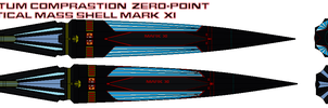 Quantum Composition Zero-point MASS SHELL MARK XI by bagera3005
