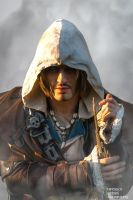 High Seas - Edward Kenway Cosplay AC IV by Leon C. by LeonChiroCosplayArt
