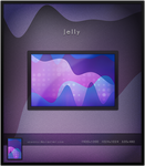 Jelly Walls by scurrrvy