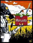 Monsanto by OdditiesByErnie