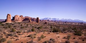Arches National Park, Moab Utah by Brightstone