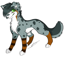 AT: Dakota by AJ-Shep