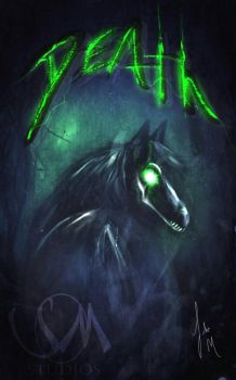 deaths horse by snmstudios1