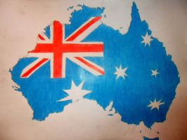 Happy Australia Day by rachelegranger