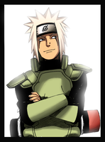 Jiraiya Test by VoXNGoLA