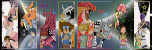 The Digidestined by alijamZz