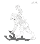 Kate Cosner - Remorseless by ArgentFatalis