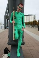 The Riddler by fishyfins