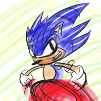 5 minute sonic by Malici0us