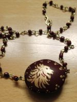 Lannister Necklace by Ronjaliek