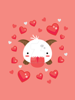 Poro Love by sylview