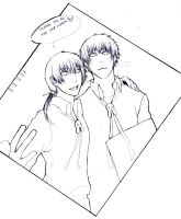 Thanks you :'D by Kodomina