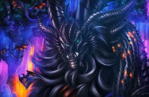 Father of the Black Dragonflight by Ghostwalker2061