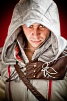 Assassin's Creed - Ezio by highdetalio