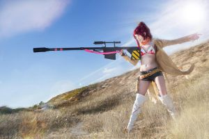 Bounty Hunter: Yoko by RadClawedRaid