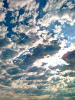 Scattered Clouds by Beliar6