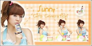 sunny banner by SNSDartwork