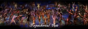 Banner - Terpsichorical Cats by musicgal3