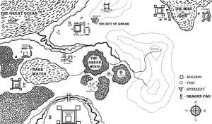 Knightmare Map by Hordriss