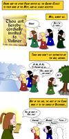 Silmarillion: The Good Parts Version 1 by spiegelscherben