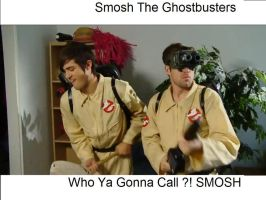 Smosh Ghost Buster by Division90