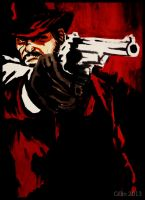 John Marston by gilly15
