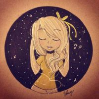 Music to the stars by SweetNLoewy