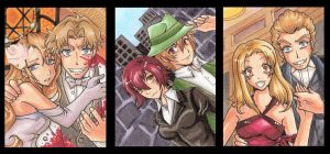Baccano Set by Aiko-Mustang