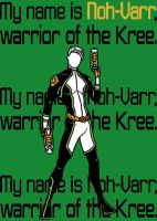 Noh-Varr by blindfaith311
