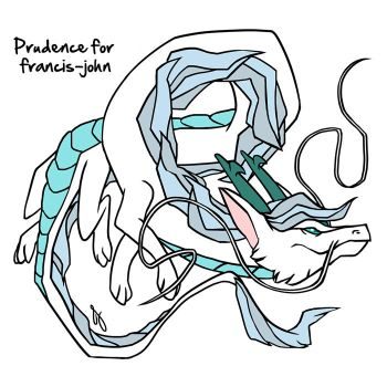 Prudence for francis-john by Rhydon