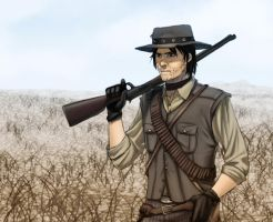 RDR - A Bloody Job by Aitia