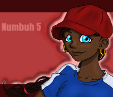 Numbuh 5 by sunami56