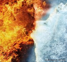 So close to the flame by Mihaela-V