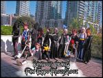 The KHCCC at Fan Expo 2009 by kh2kid