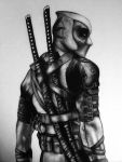 Deadpool by Names76