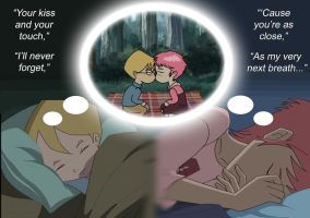 Jeremie and Aelita - Dreaming of Love by rev-rizeup