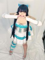 Stocking angel3 by Ide-chan
