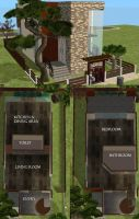 Sims 2 Download - 3 Coral St. by kanzeNatsume