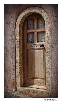 Door by sounds-and-colors