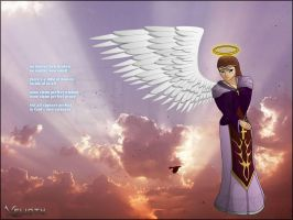 Imperfect Angel by Xelioth