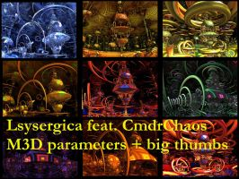 Lysergica feat Cmdrchaos-parameters pack by PhotoComix2