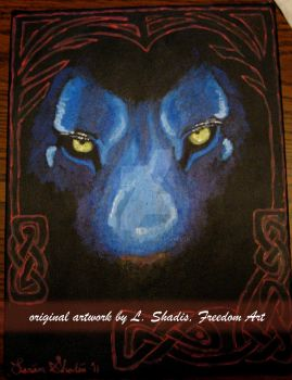 Celtic Lion by Candid-Creations