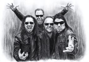 Metallica by Hilly16