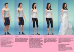 TG FemCorp: Bridal Production line by MTBProductions